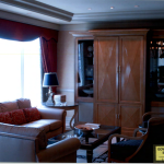 Picture of inside a suite at Mirage Hotel and Casino in Las Vegas