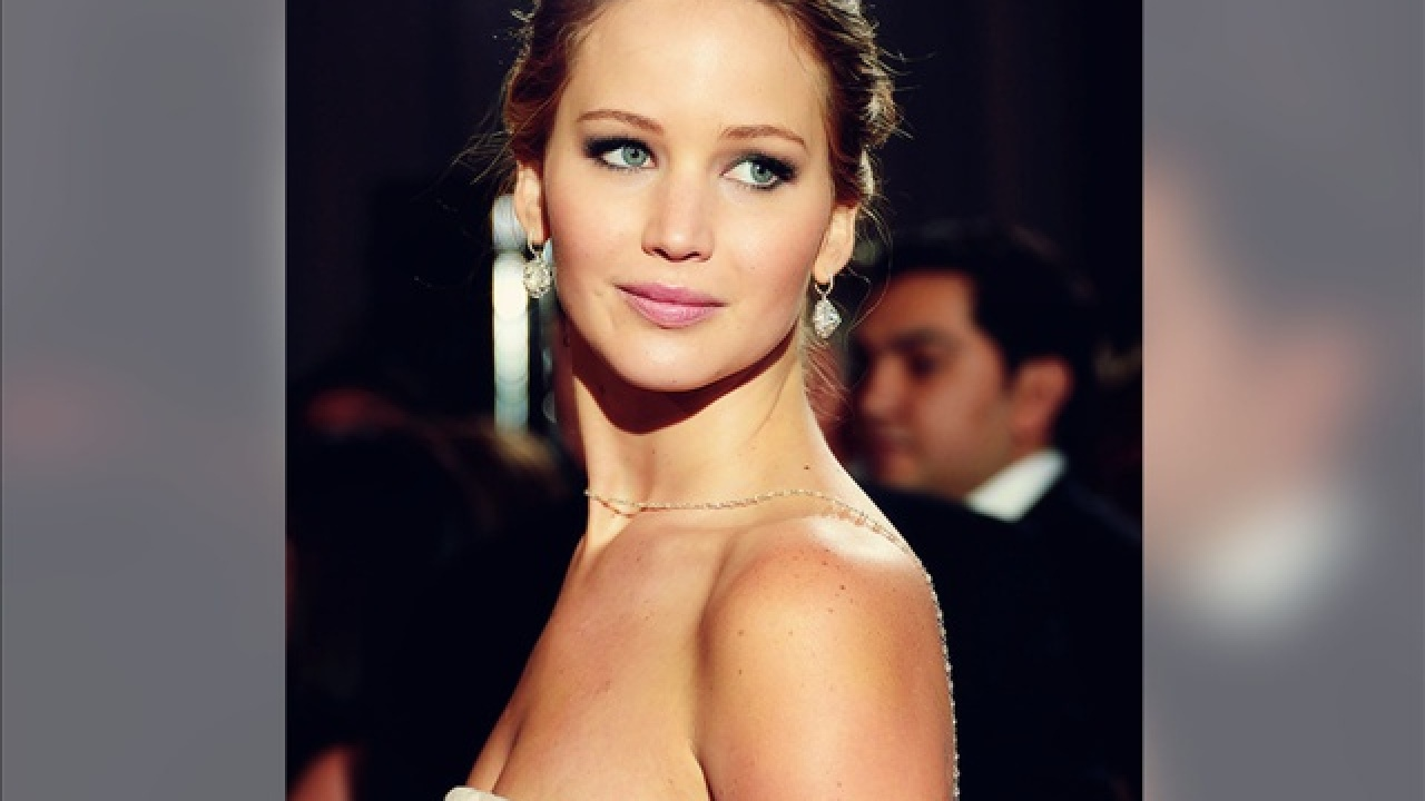 Jennifer Lawrence, other celebrities have nude photos