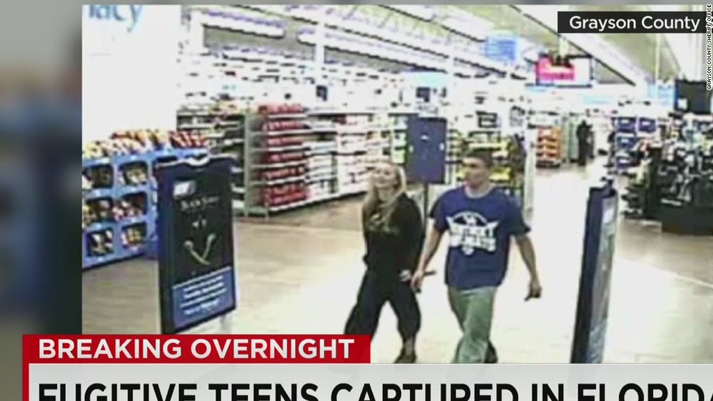 Police Fugitive Kentucky Teens Arrested After Multistate