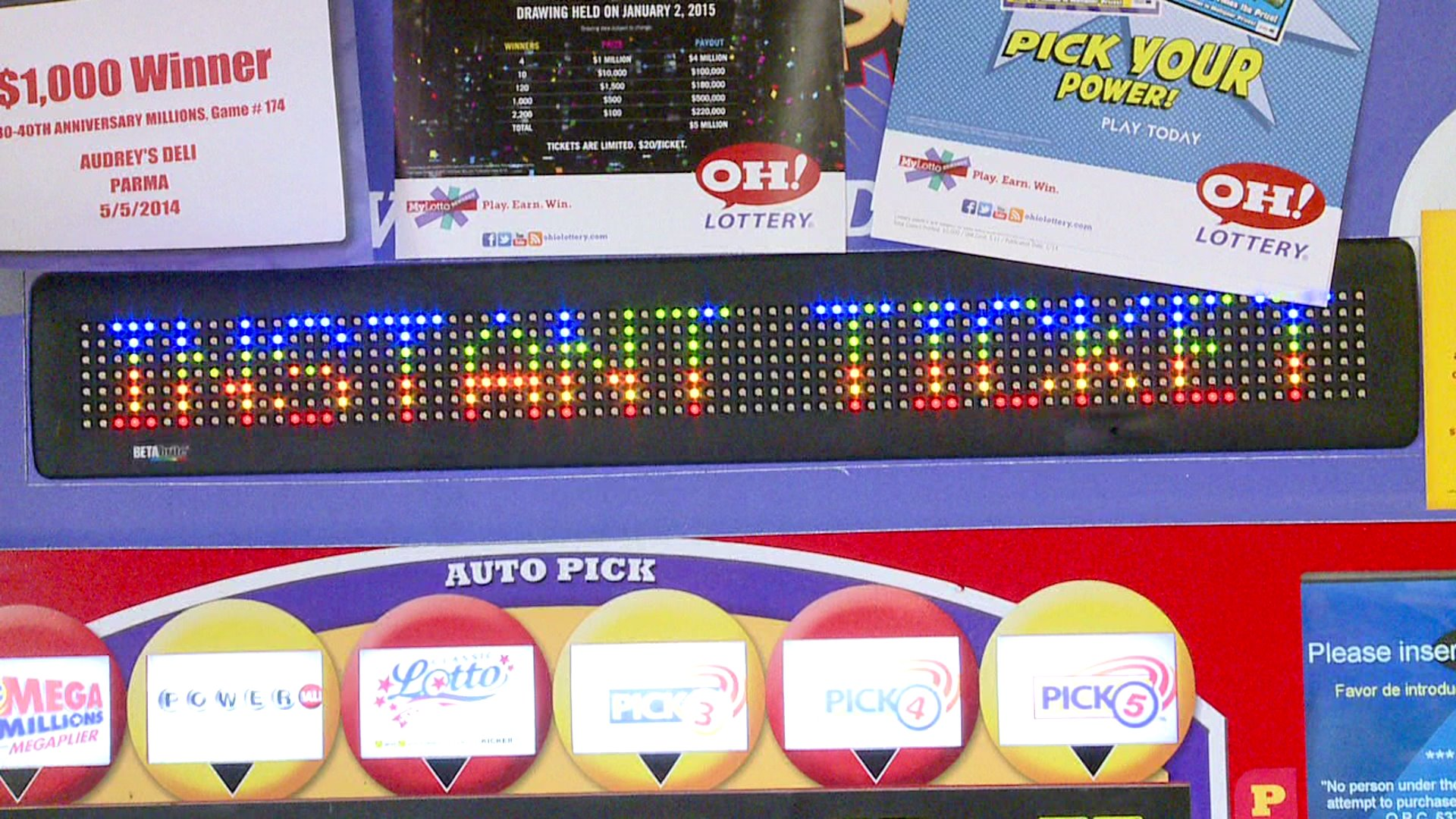 Ohio Lottery Fox8 Com