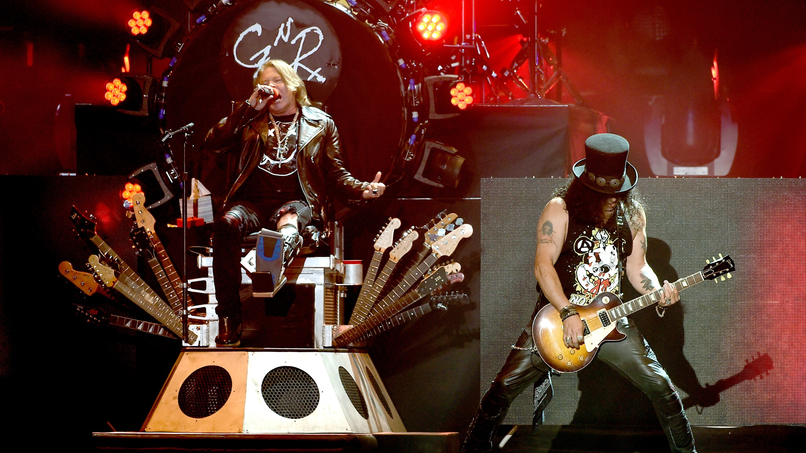 Guns N Roses Add Stop In Cleveland To Not In This Lifetime Tour