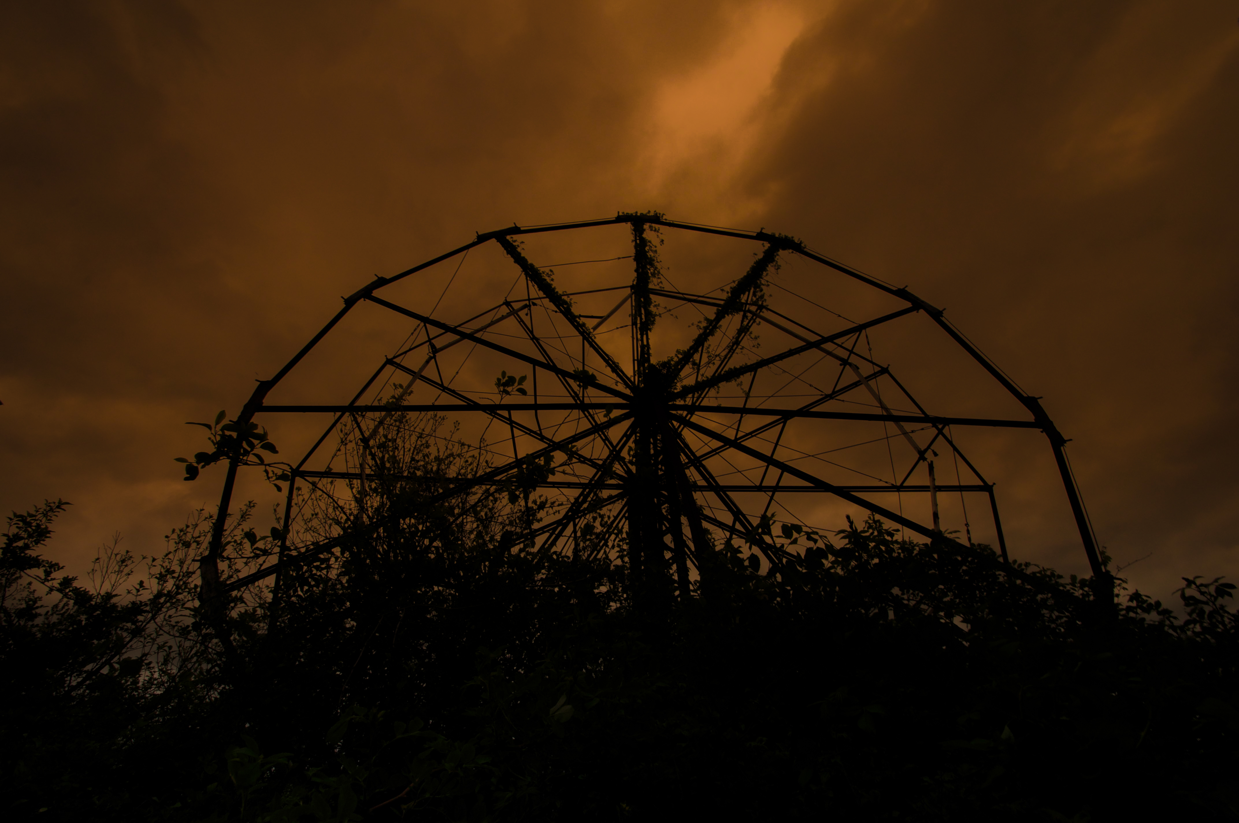 Photos The Abandoned And Silent Chippewa Lake Enchanted Forest Amusement Parks Fox8 Com