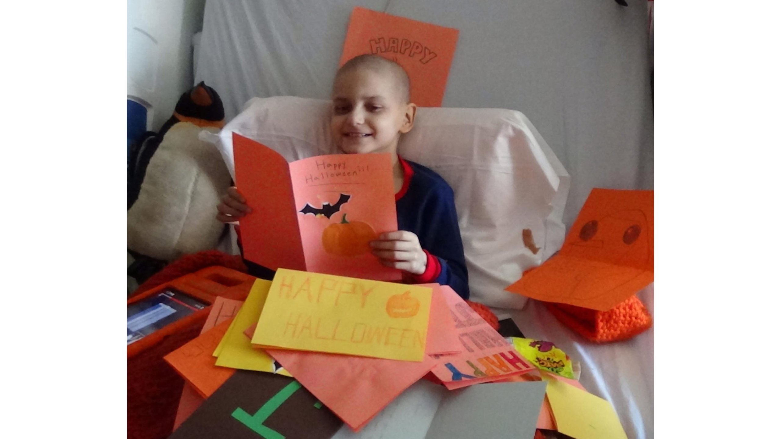9-year-old boy loses battle with cancer