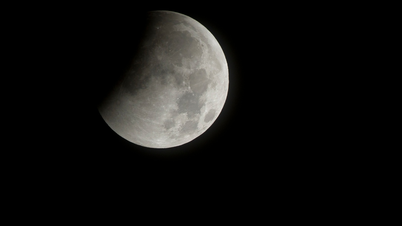 Three astronomical events next month begin with lunar eclipse July 4