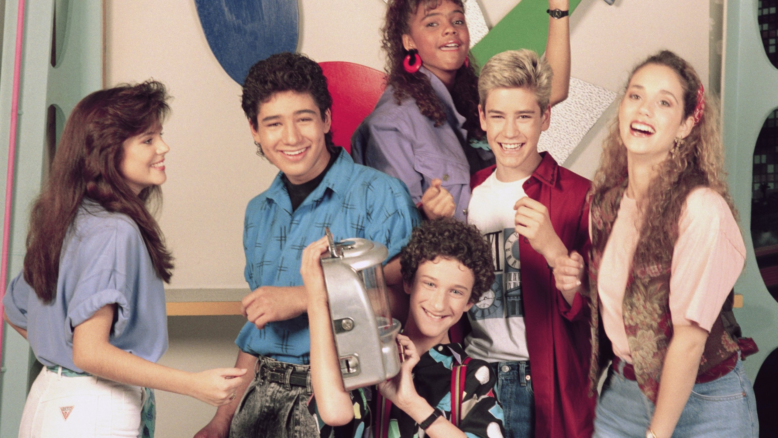 Saved By The Bell Is Getting A Reboot Fox8 Com