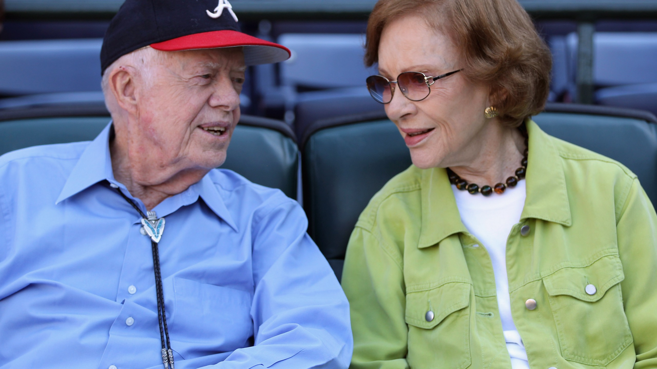 Jimmy And Rosalynn Carter Are Now The Longest Married Presidential Couple Fox 8 Cleveland Wjw
