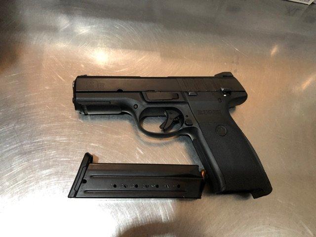 Gun found at Hopkins Airport