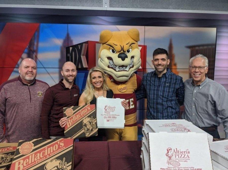 FOX 8 Extra with Stefani Schaefer Pizza Palooza