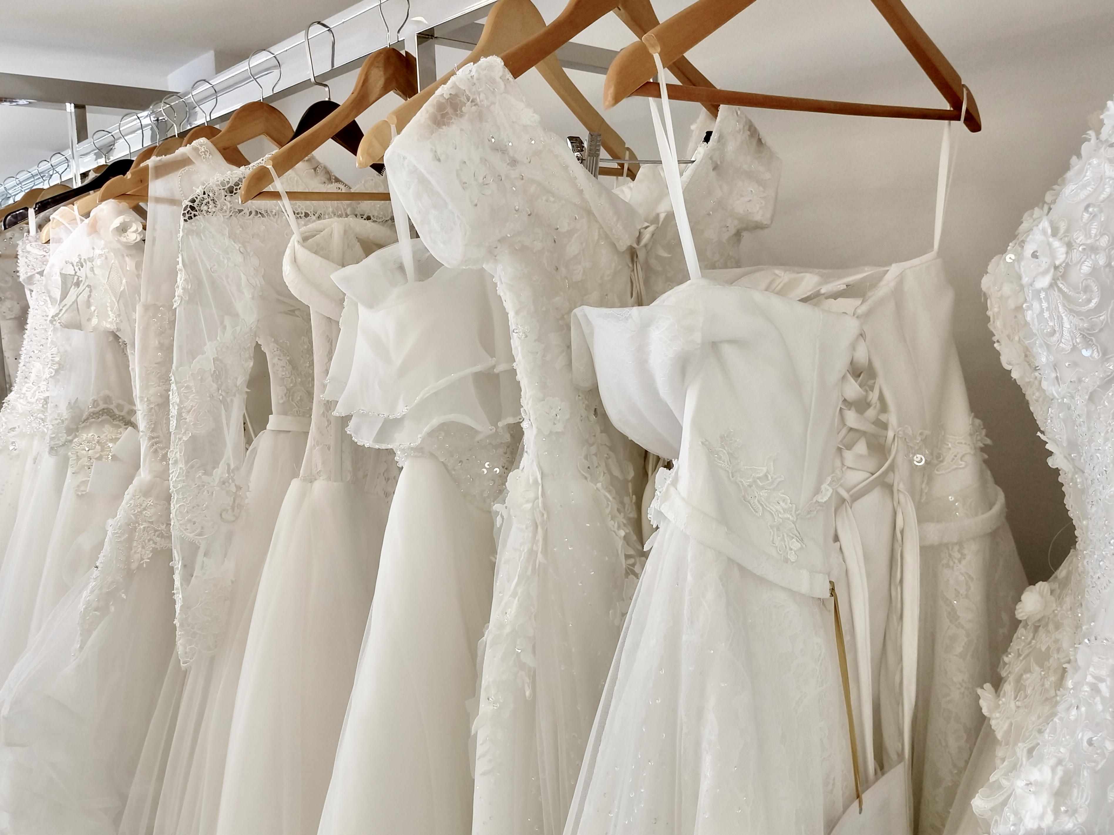 Bridal Gowns Could Be In Short Supply For Wedding Season Because