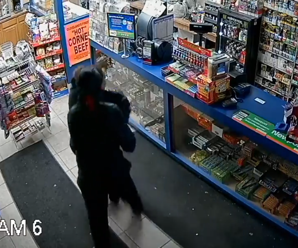 Lorain gas station robbery