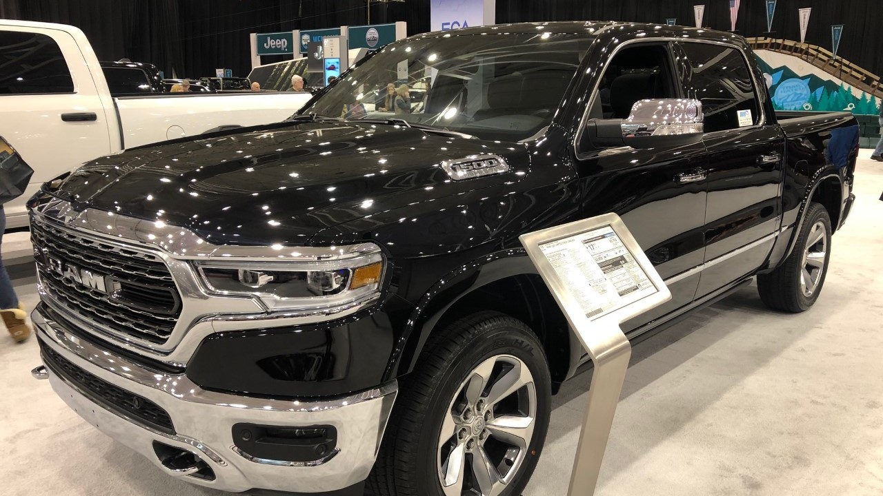 Luxury car of the year: RAM 1500 on display at Cleveland Auto Show