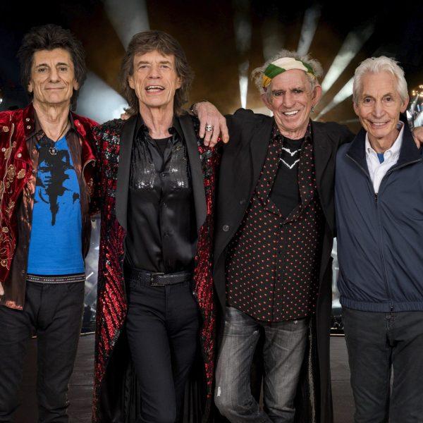 Rolling Stones No Filter - Photo Credit Dave Hogan
