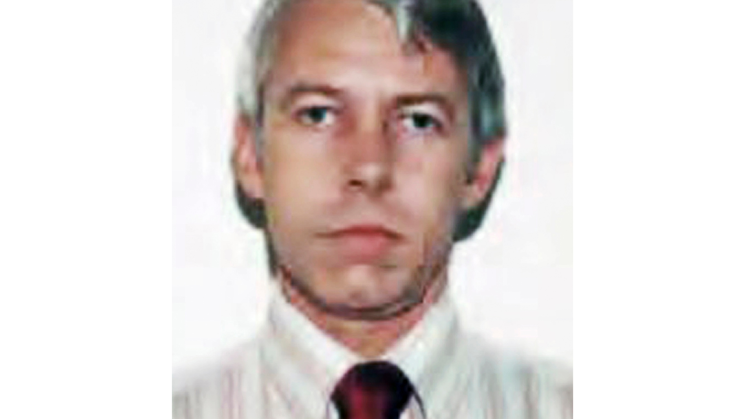 undated file photo shows a photo of Dr. Richard Strauss, an Ohio State University team doctor