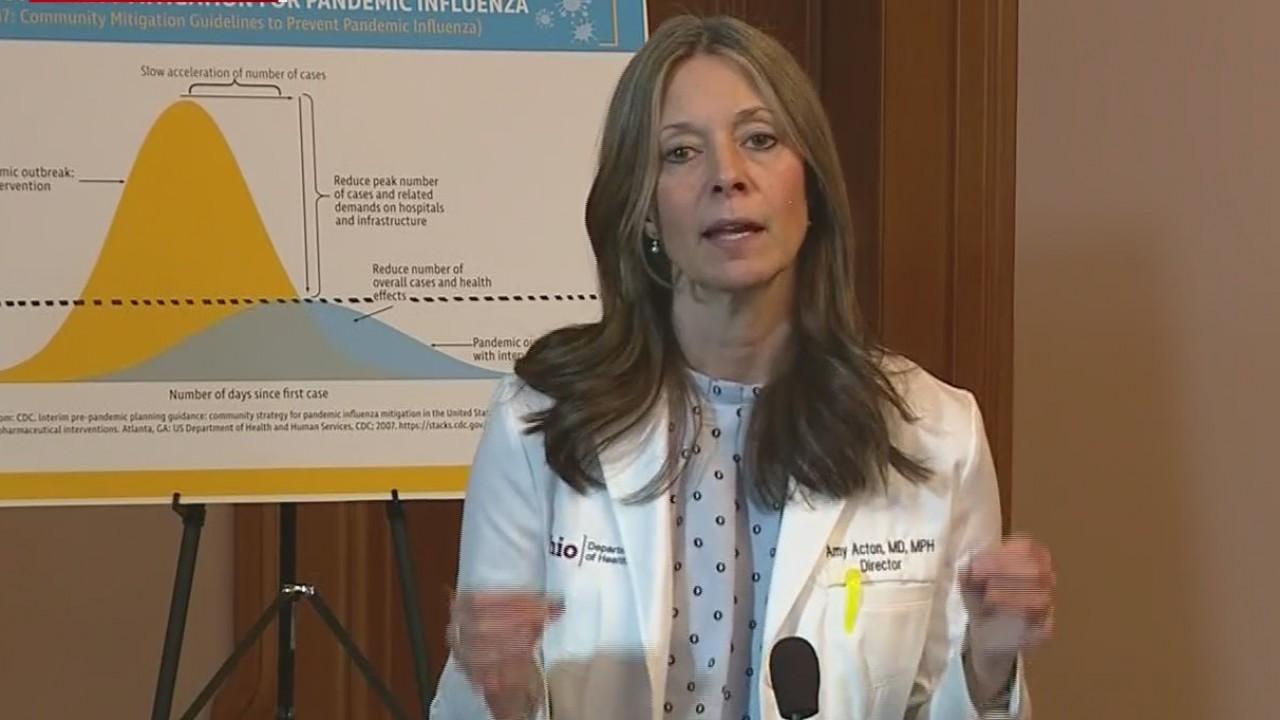 Coronavirus patients exhibiting new symptoms, Ohio health director says