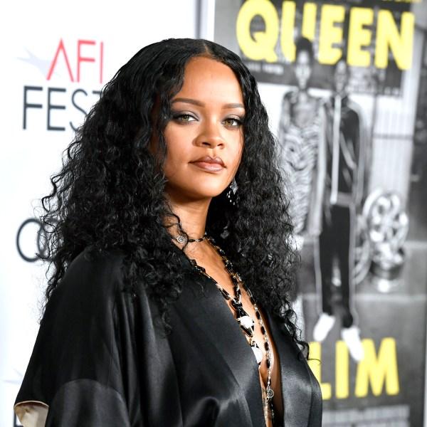 "Rihanna attends the ""Queen & Slim"""