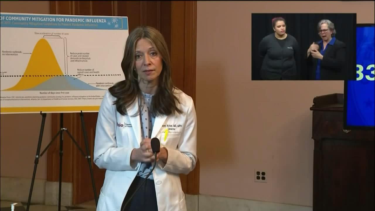New coronavirus symptoms emerge, prompting warning from Ohio's top doctor