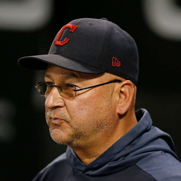 Manager Terry Francona