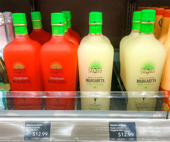 Aldi Selling Bottles Of Margarita Wine Just In Time For Summer