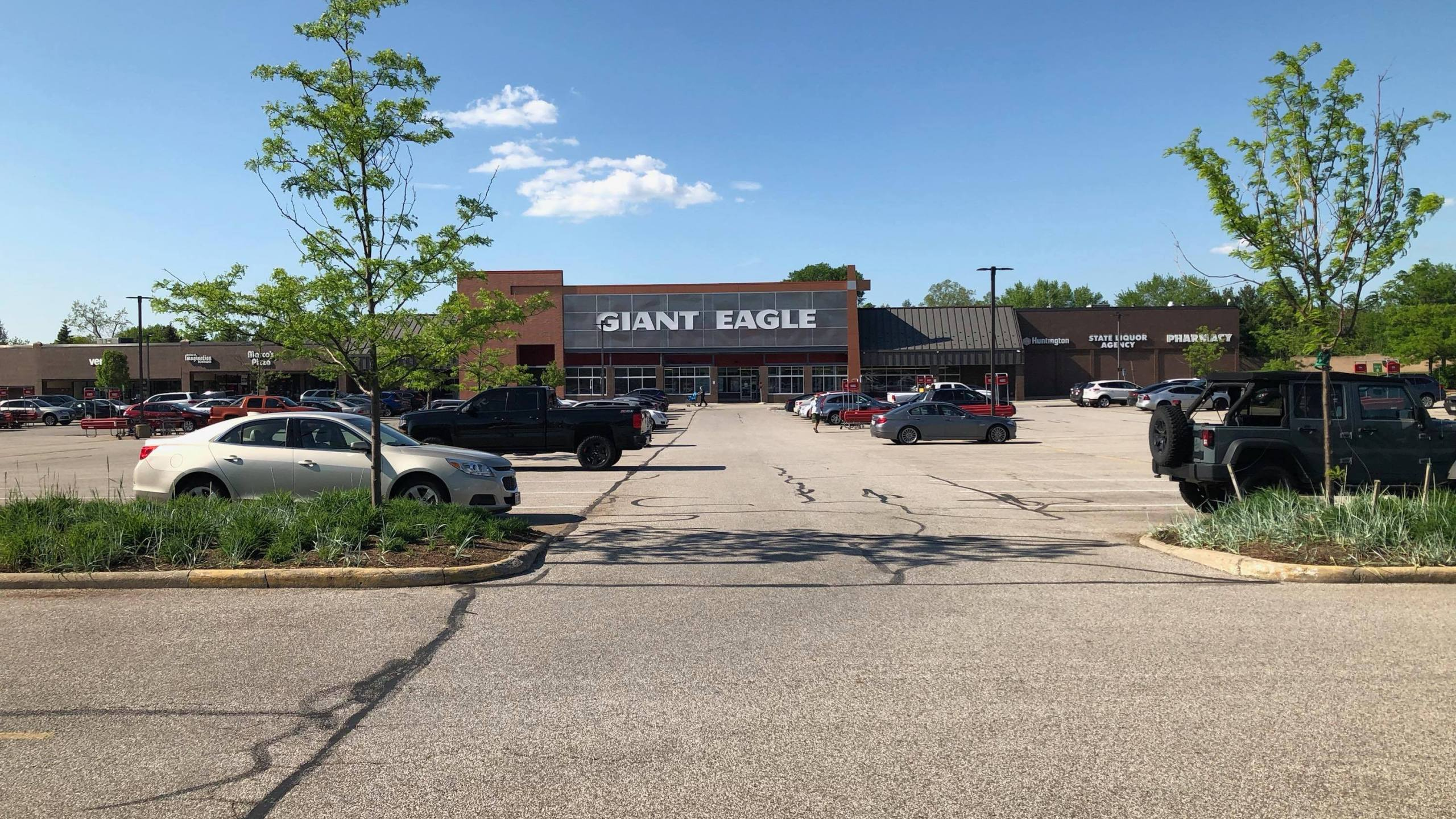Beachwood Giant Eagle