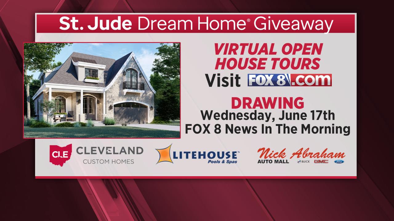 2020 St Jude Dream Home Virtual Tour