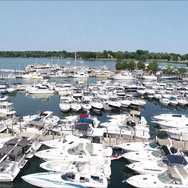 Put-in-Bay harbor