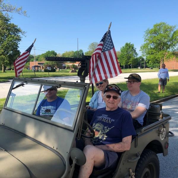 Mentor Memorial Day parade