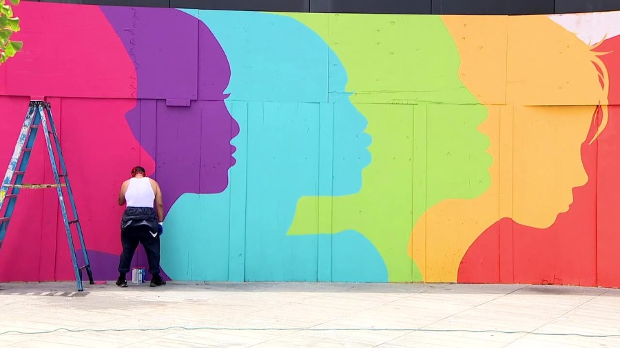 Voices of CLE Public Art Project Glen Infante