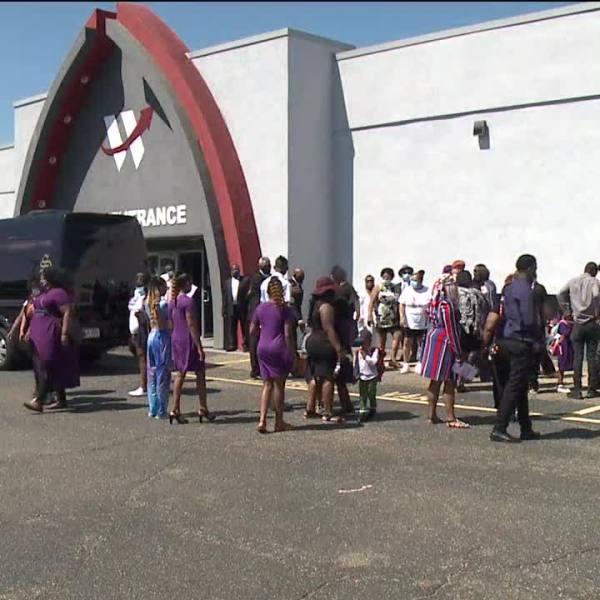 Na'Kia Crawford funeral services