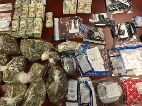 narcotics seized
