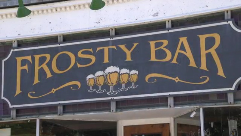 Frosty Bar Put-in-Bay