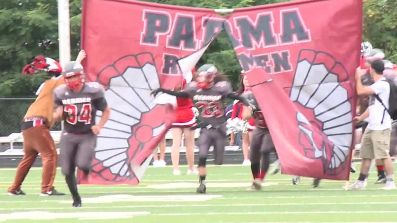 Parma Senior High School Redmen