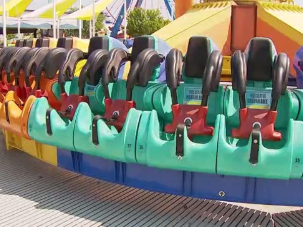 Cedar Point reopens