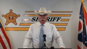 Butler County Sheriff Richard Jones