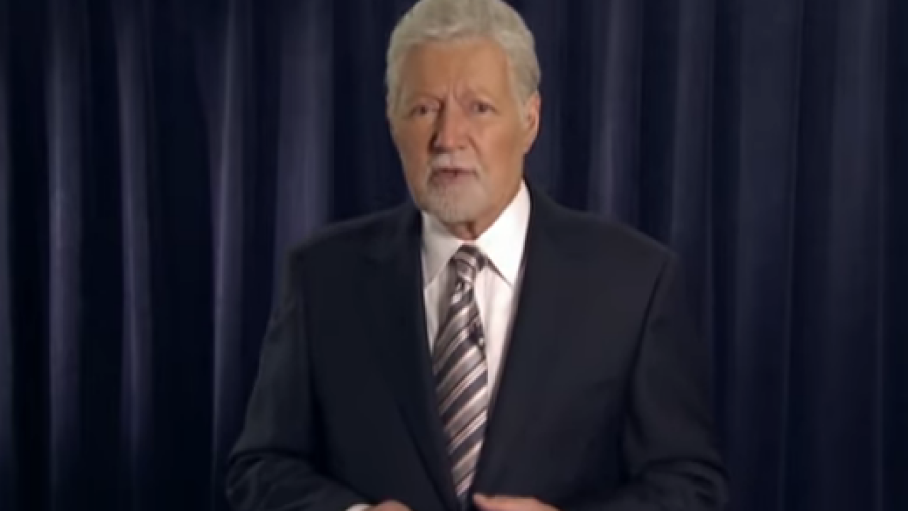 'I'm Feeling Great': Alex Trebek Gives Health Update on Cancer Treatments