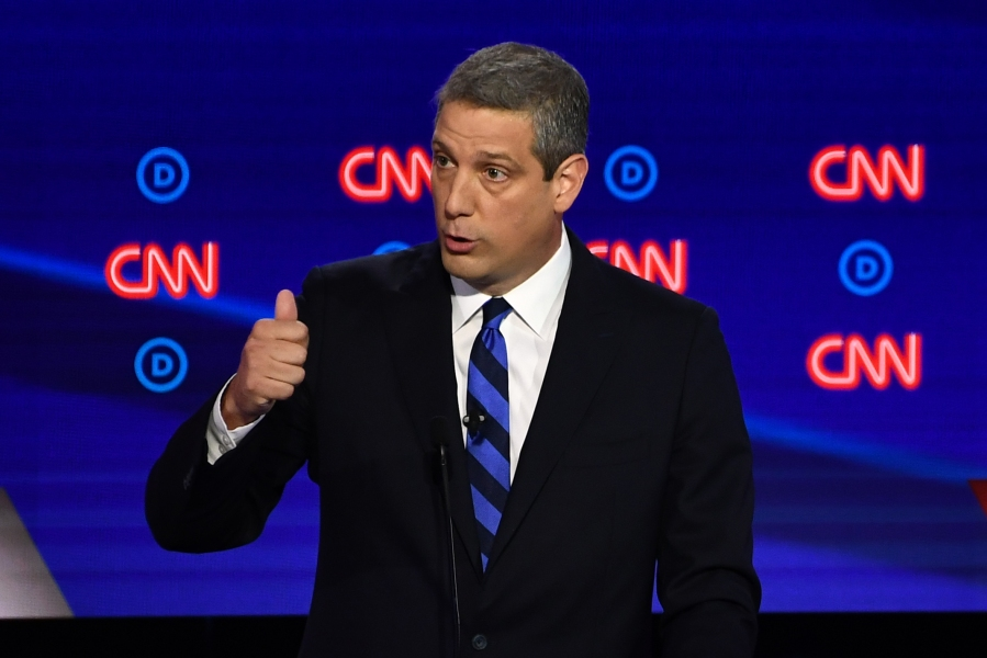 US Rep. for Ohio's 13th Congressional District Tim Ryan