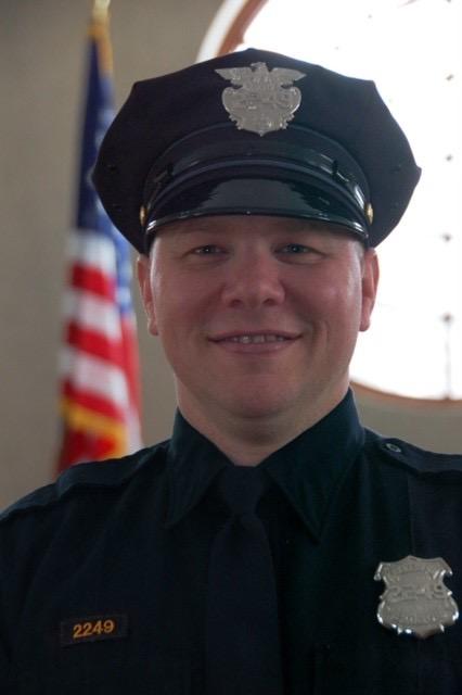 Cleveland police detective James Skernivitz