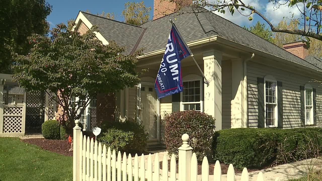South Carolina For Trump House Flag Garden Flag