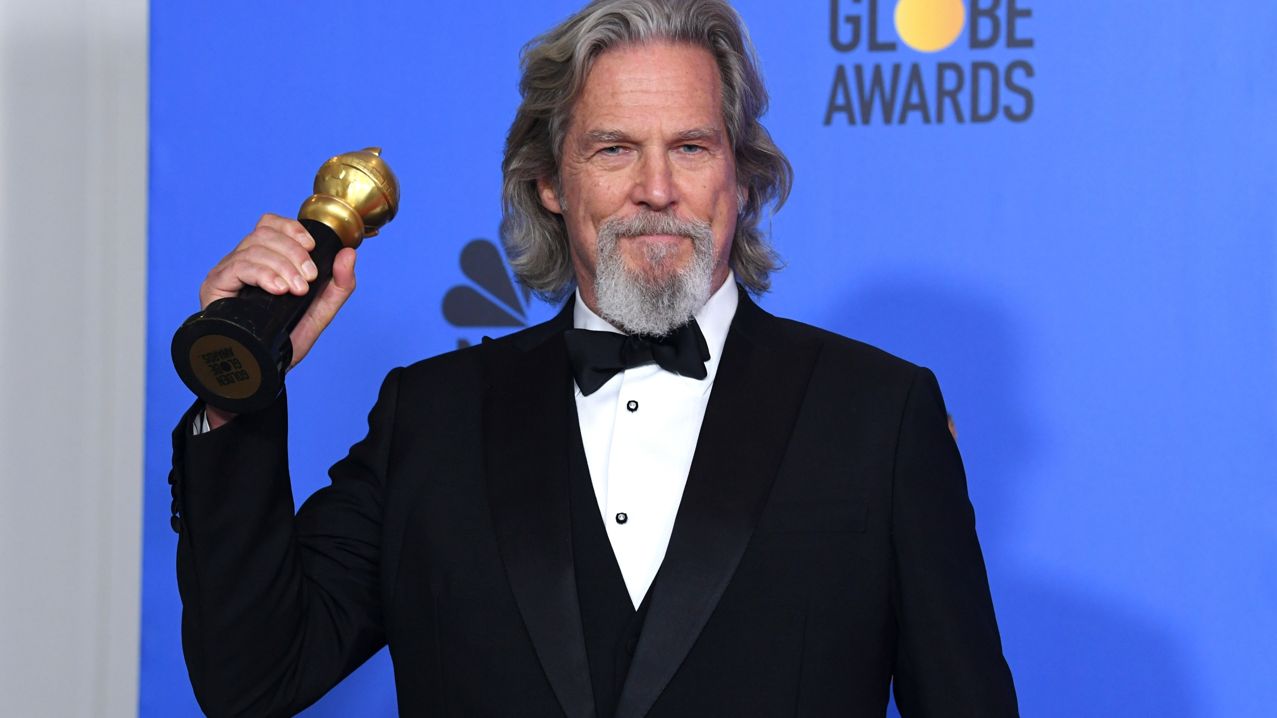 Cecil B. DeMille Award winner Jeff Bridges