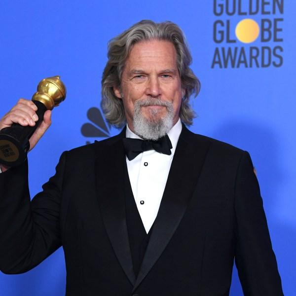 Cecil B. DeMille Award winner Jeff Bridges