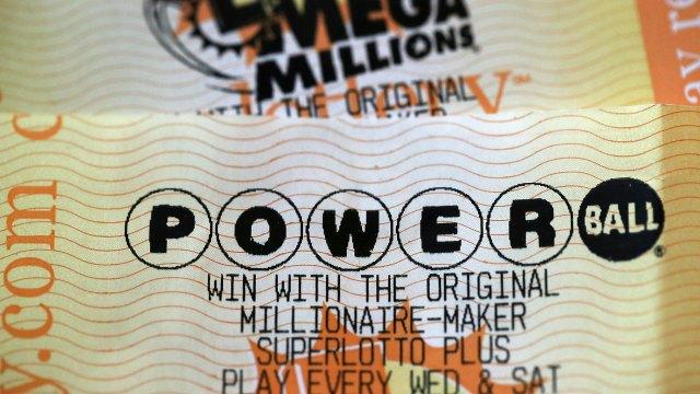 Mega Millions jackpot climbing; Powerball drawing tonight