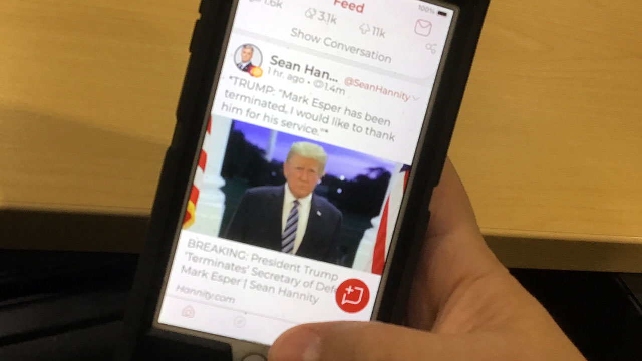 Google Removes Right Wing App Parler From App Store Apple Gives Warning