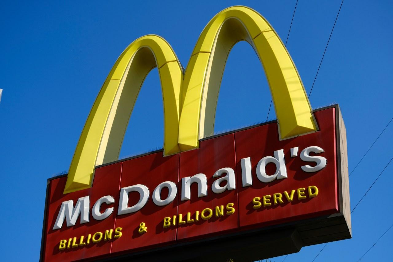 McDonald's debuts new menu item — three times over - fox8.com
