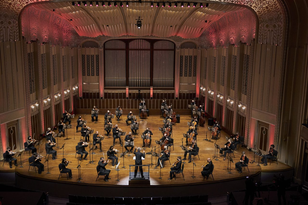 Cleveland Orchestra Christmas Concert 2021 Cleveland Orchestra Postpones In Person Severance Hall Concerts Again Plans Summer Return To Blossom