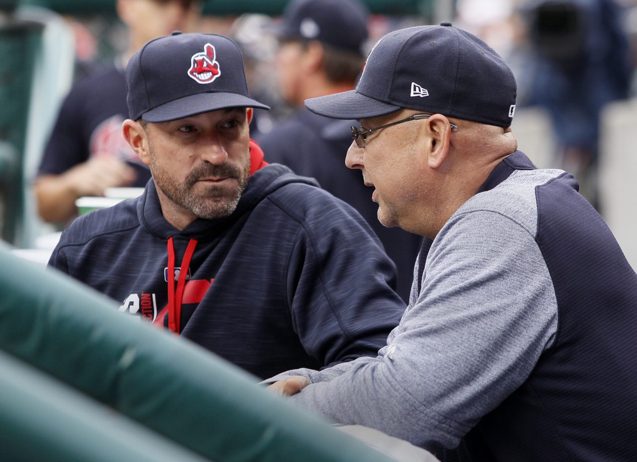 Francona responds to new report about former Cleveland Indians pitching coach Mickey Callaway