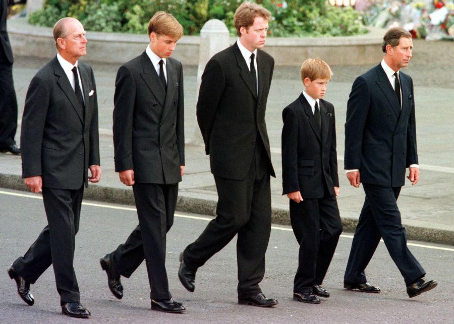 prince philip funeral - photo #9
