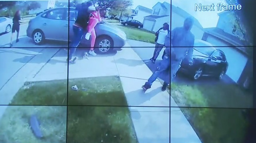 Shooting In Columbus Police Release Body Camera In Deadly Shooting Of Teen Girl