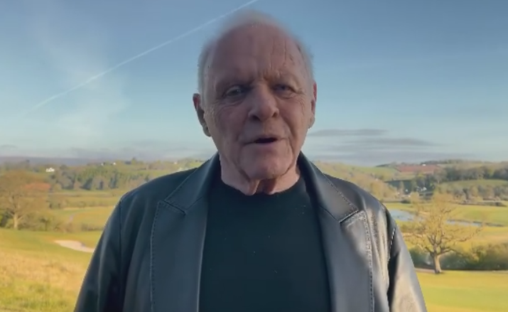 Anthony Hopkins was asleep in bed during unexpected Oscar win; pays tribute to Chadwick Boseman – WJW FOX 8 News Cleveland