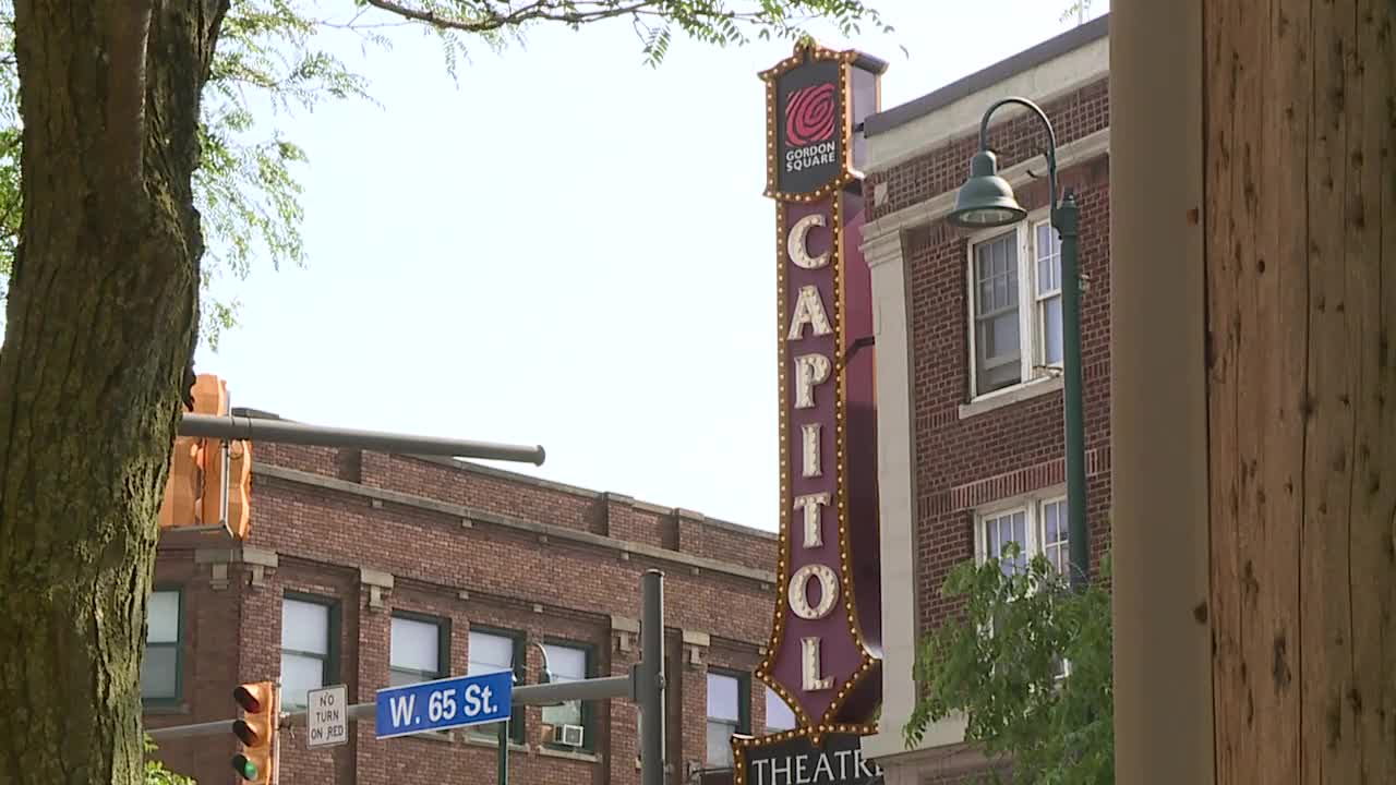 Cleveland's Capitol Theatre officially reopening this month with 'Wizard of Oz' showing