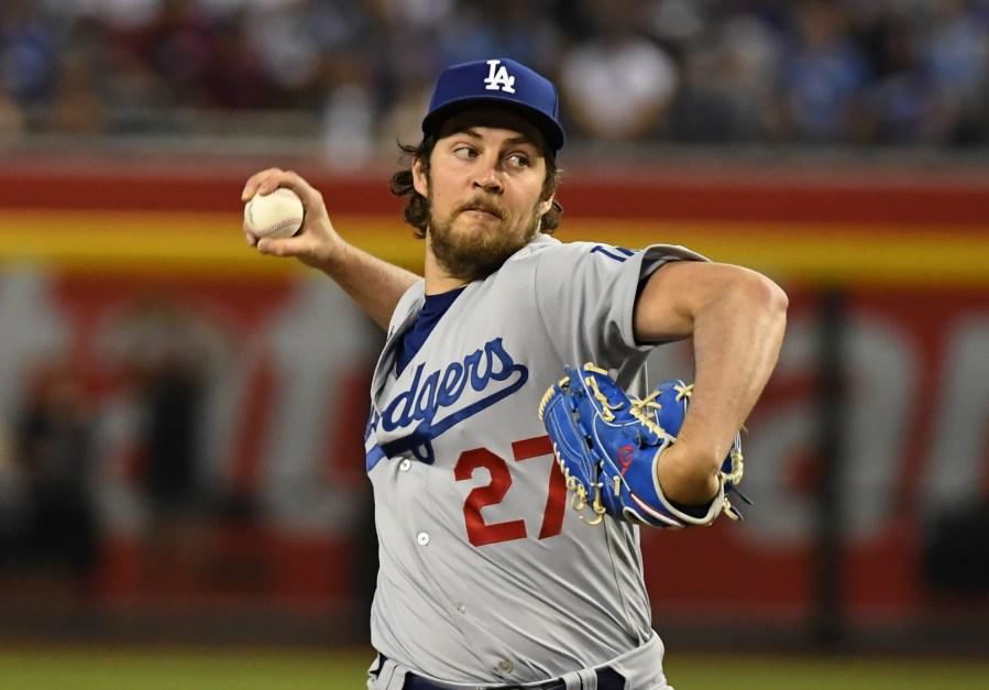 MLB extends Trevor Bauer's leave through end of season