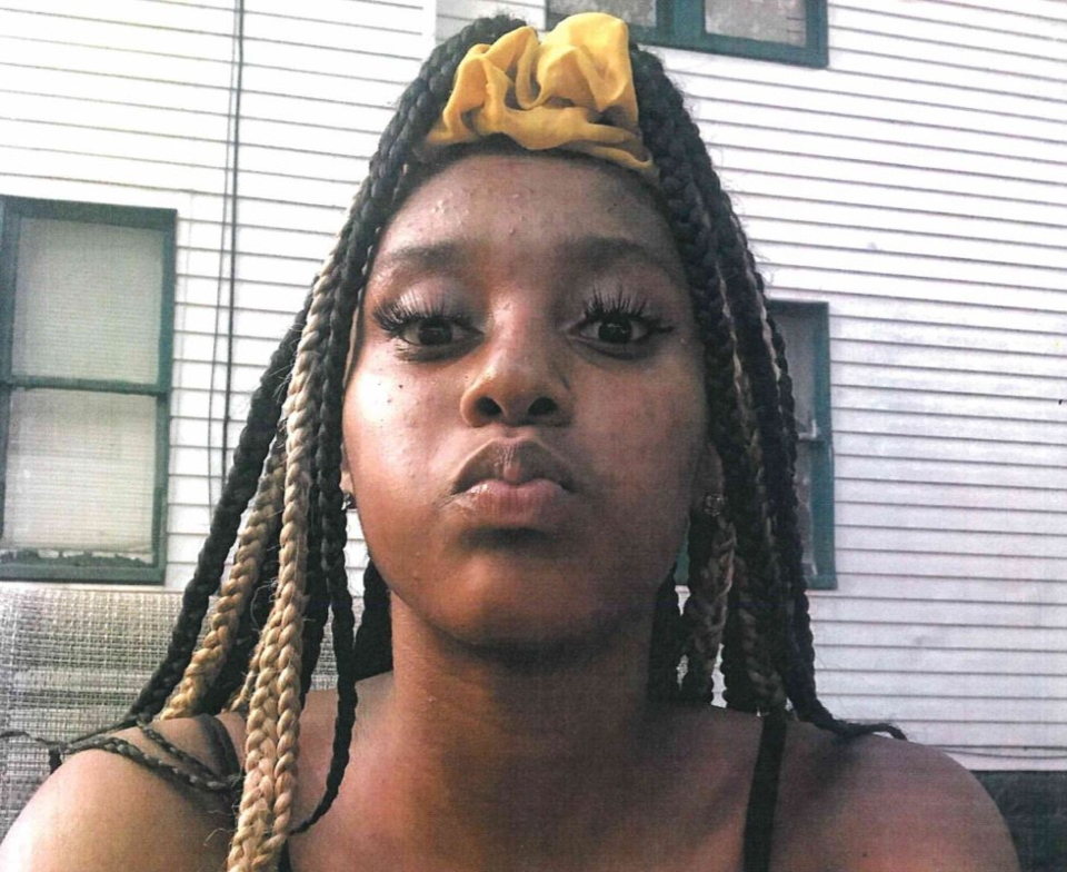 Madison Harris, missing from Cleveland